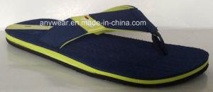 Men Flip Flop Fashion Shoes Comfort Footwear Slippers (816-9850) pictures & photos