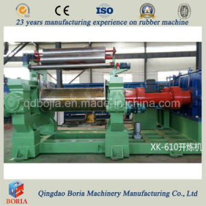 Two Roll Mill for Rubber Compounding pictures & photos