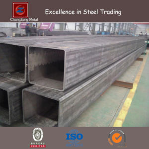 Hot Rolled Wall Thickness Mild Steel Square Pipe (CZ-SP001) pictures & photos