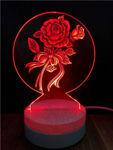 Crystal Acrylic Crafts Gifts on Christmas Eve, Acrylic decoration, Christmas Gifts pictures & photos