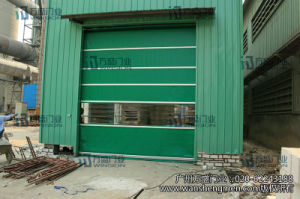 Radar Sensor High Speed Rolling Door