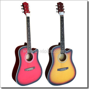 [Aileen] New Student Acoustic Guitar (AF229C-H) pictures & photos