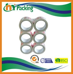Printed BOPP Packing Tape for Box Sealing