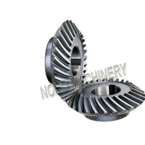 Stainless Steel Spiral Bevel Gear pictures & photos