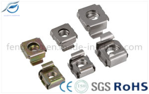 High Quality Square Head Cage Nut for Cabinet pictures & photos