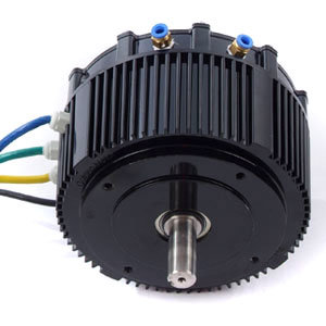 Ce Approved, 5kw Electric Motorcycle Motor pictures & photos