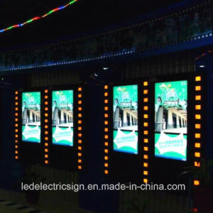 Movie Poster Light Box with Advertising Billboard pictures & photos