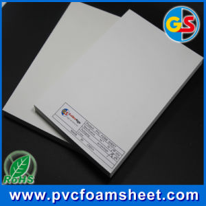 White and High Density PVC Foam Board pictures & photos