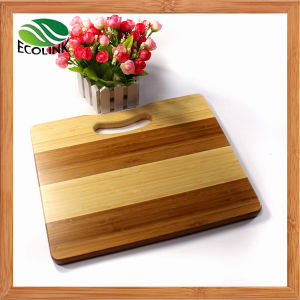 Fashional Square Bamboo Cutting Board/ Chopping Block pictures & photos
