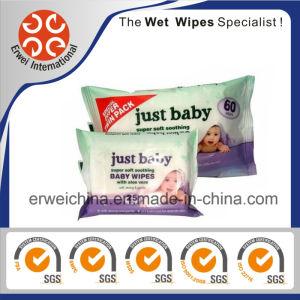 Aloe Vera Baby Wet Wipe pictures & photos