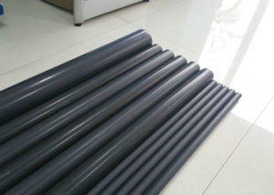 All Kinds of Color 100% Virgin PVC Rod, PVC Bar, Plastic Rod, Plastic Bar with High Quality pictures & photos