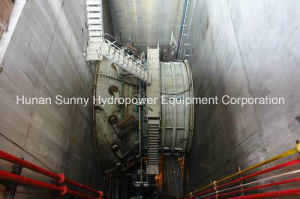 Tubular Hydro (Water) - Turbine-Generator Gz1250 Low Head 3~10 Meter /Hydropower / Hydroturbine pictures & photos