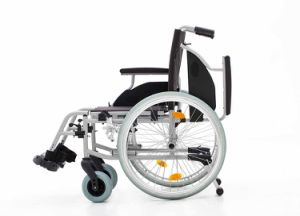 Aluminum, Lightweight, Wheelchair (AL-001) pictures & photos