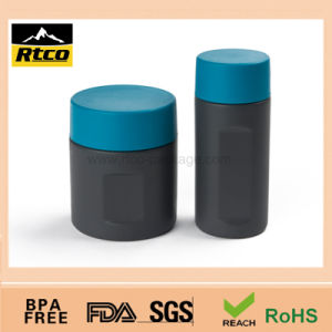 HDPE Lastics Bottle Package with Lid, Shape & Size and Colors Can Be Customised as Requested