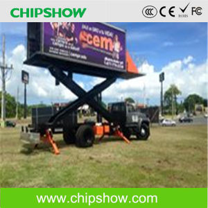 Chipshow P10 Full Color Outdoor Mobile Truck LED Display pictures & photos