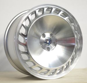 Alloy Wheel Aftermarket Wheel Newly Designed pictures & photos