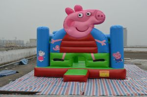 Inflatable Bouncy House, Small Jumper, Themed Character Inflatable Games B2186 pictures & photos