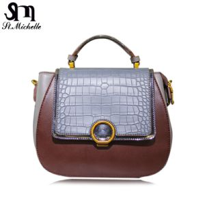 Elegant Unique Design PU Handbags for Women pictures & photos