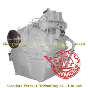 Hangzhou Advanced Gws Series Marine Reduction Transmisision Gearbox pictures & photos