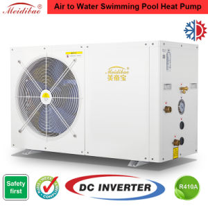 Cooling and Heating Air to Water Swimming Pool Heat Pump Water Heater pictures & photos