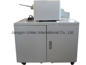 Factory Price A4 Semi- Automatic Business Card Slitter Cutting Machine Ssa-001-I (A4) pictures & photos