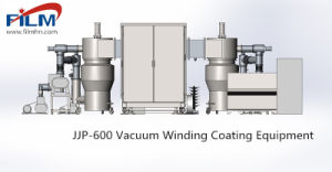 Rolling Vacuum Coating Machine, Soft Material Vacuum Coating Production Line pictures & photos