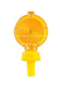 2 PCS LED Road Barricade Lamp/ Traffic Warning Light (S-1328B) pictures & photos