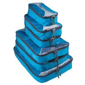 Polyester Packing Cubes Value for Mountain Sport Travel/Luggage Organiser Bag pictures & photos
