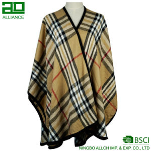 Fashion Brand Shawls Women Winter Cape pictures & photos