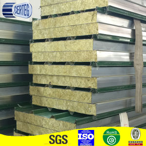 RockWool Roofing Sandwich Panel pictures & photos