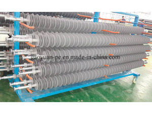 Best Price Htv Silicon Rubber Material for Manufacturing Electric Power Composite Insulators pictures & photos