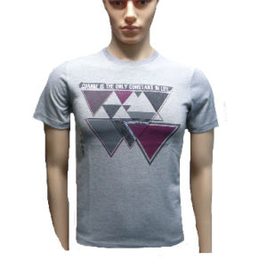 Male Short Sleeve T Shirts pictures & photos