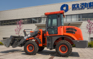 1.6 Ton Wheel Loader with 0.8cbm Bucket pictures & photos