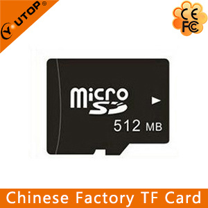 Low Price Chinese Factory Micro SD TF Memory Card C6 512MB pictures & photos