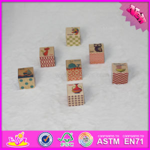 2017 Wholesale Wooden Packed Blocks Toy, Educational Wooden Packed Blocks Toy, Newly Wooden Packed Blocks Toy, W14f026 pictures & photos