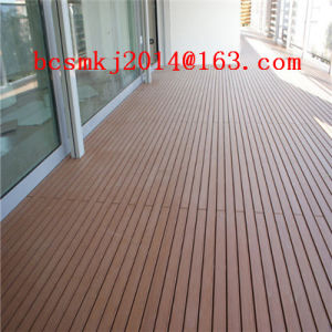 Eco-Friendly WPC Composite Flooring for Swimming Pool (140 *25mm) pictures & photos