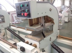 CNC UPVC Window Door Seamless Welding Machine pictures & photos