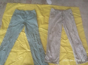 From China Origin Men Used Cotton Pants Germany Style pictures & photos