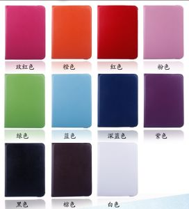 Facotory Wholesale Rotatable Flip Cases for Samsung Galaxy Tab a 8.0inch T355 pictures & photos