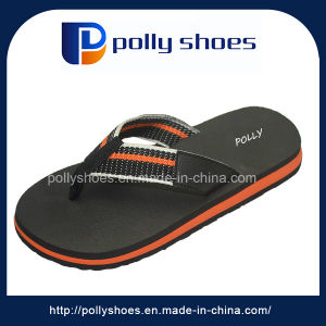 Custom Thick Sole Flip Flop for Men pictures & photos