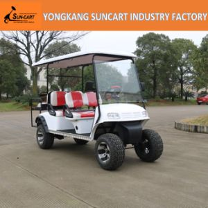 4+2 Seater Electric Hunting Vehicle in USA, 6 Seater Golf Car for Sale pictures & photos