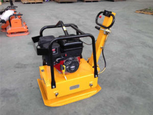 Vibrating Hydraulic Concrete Road Plate Compactor pictures & photos
