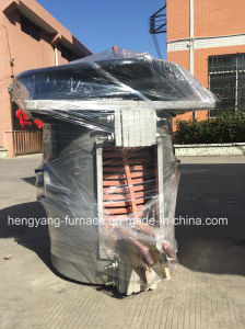 Steel Melting Furnace for 0.25 Ton pictures & photos