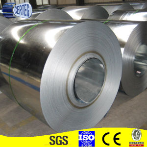 Hot Dipped Full Hard Galvanized Steel Coil pictures & photos