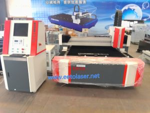 Third Generation 1500W CNC Fiber Laser Cutter of Laser Machine pictures & photos