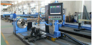 Five Axis Four Linkage Socket Weld Machine with Ce&SGS Certificate pictures & photos