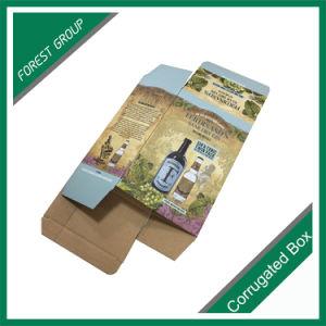 Custom Printed Cardboard Folding Box pictures & photos