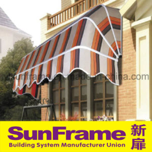 French Style Aluminium Awning pictures & photos