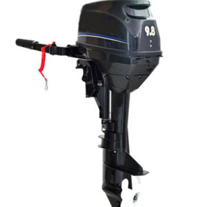 Chinese Factory Price 2 Stroke 9.8HP Outboard Motor pictures & photos