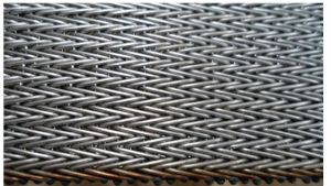 Wire Mesh Belt for Food Processing, Heat Treatment pictures & photos